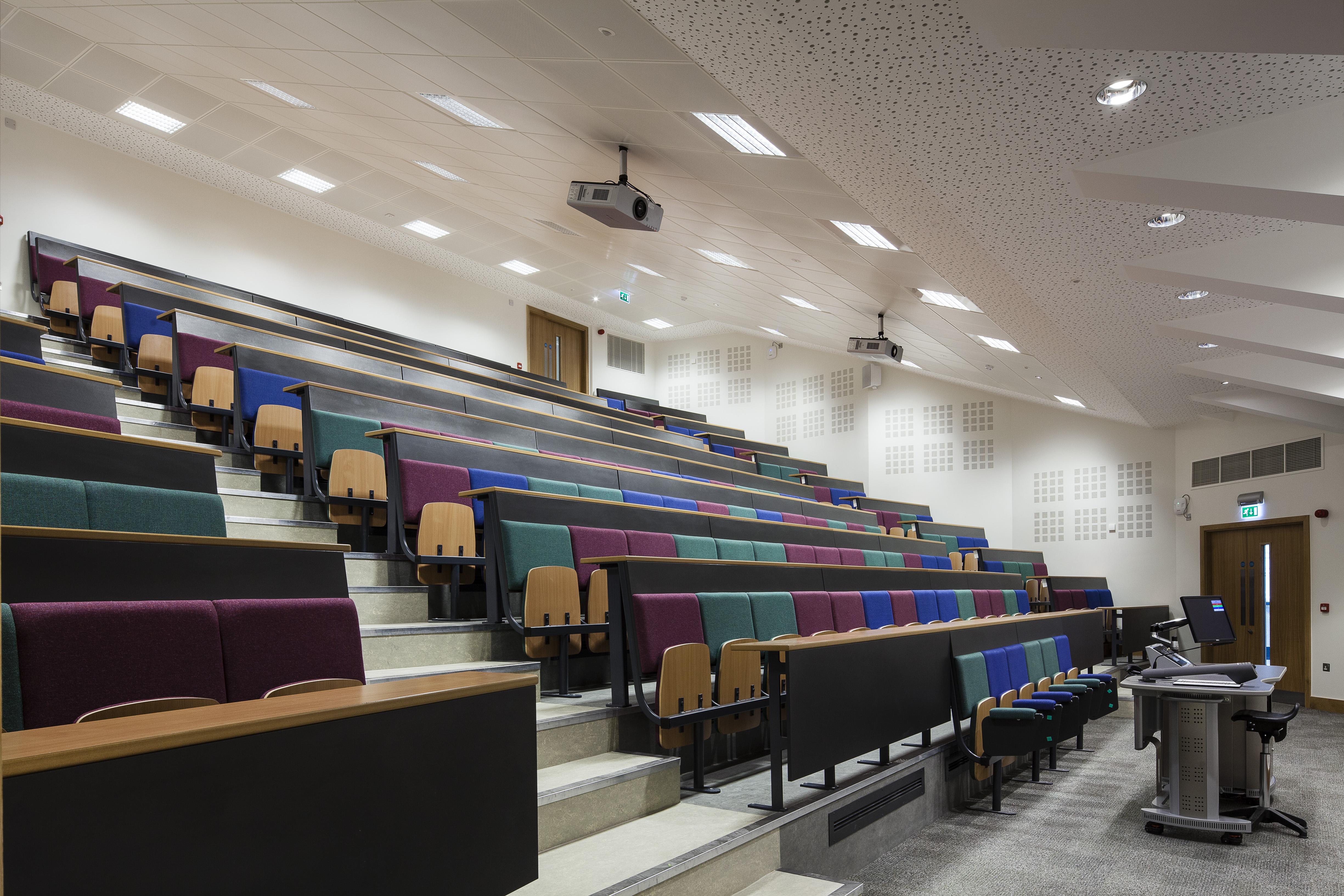 university college dublin science block gyproc. Black Bedroom Furniture Sets. Home Design Ideas